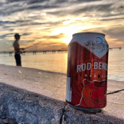 3 daughters rod bender red ale